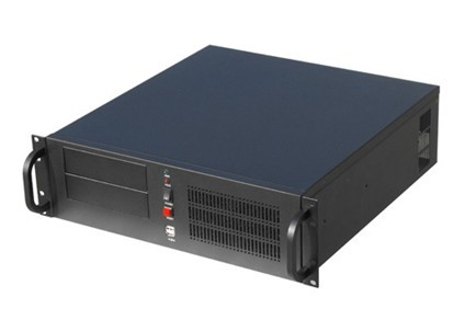 Rack Mountable Server Chassis Case 3u 450mm Short Depth For Full Size Atx Mb