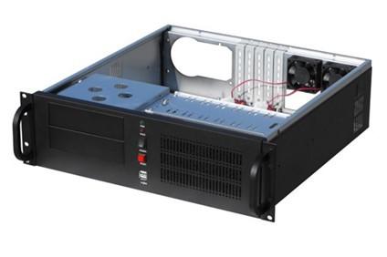 Logic Case Sc 3450 Rack Mountable Server Chassis Case 3u