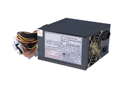 Logic Case SC-ATX450 | 450W ATX PS/2 Server Grade PSU - 2x 80mm Fans