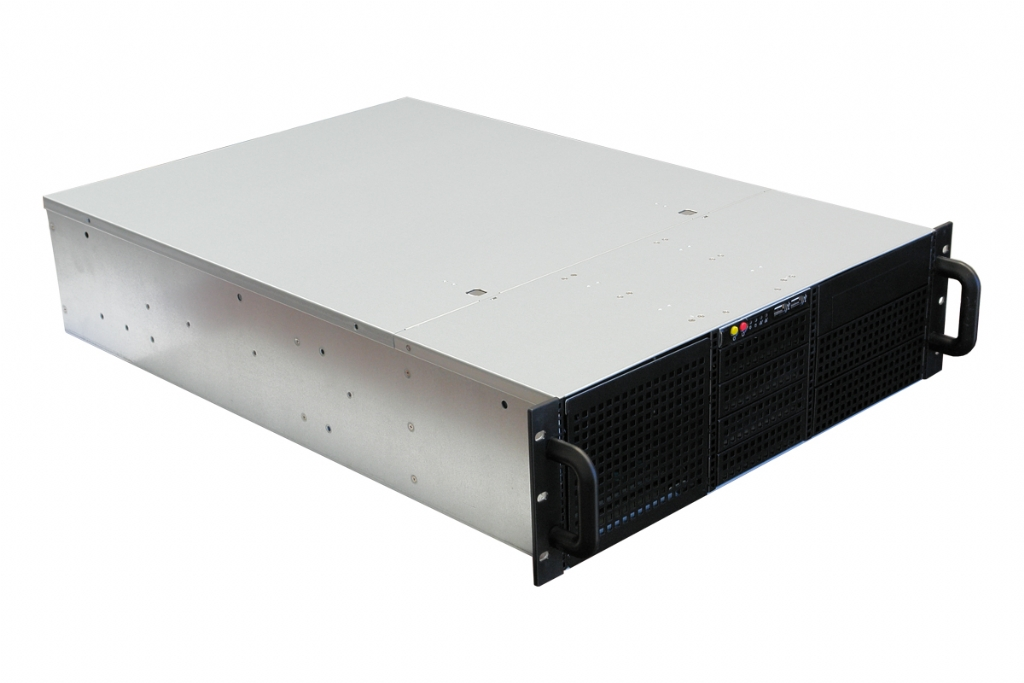 3U Server Chassis | Full Height PCI Support | Accepts 2U and