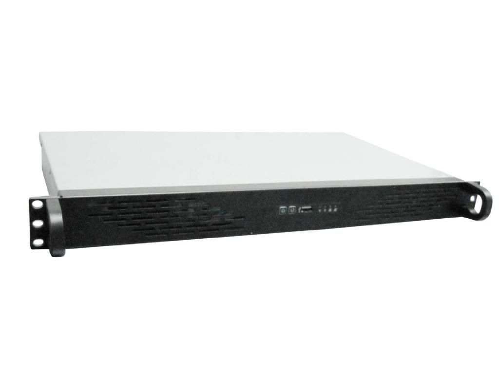 Logic Case Sc 13250 Rack Mountable Server Chassis Case 1u 250mm Ultra Short Depth For Itx