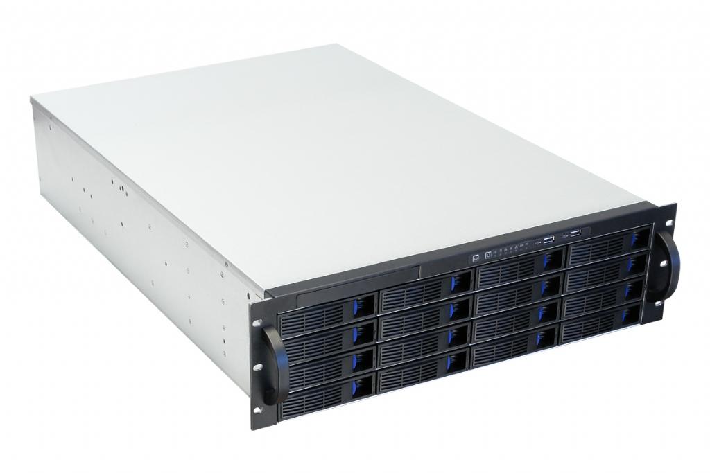 Logic Case Sc 316 Atx 3u Server Case W 16x 3 5 Quot Hot