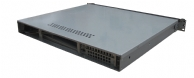 Rack Mountable Server Chassis Case 1U 400MM Short Depth for ITX MB