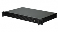 1U Short Depth Chassis Ideal for Wall Rack/Appliance Servers complete with Single 1U Flex ATX 320W PSU