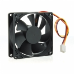 Server Case Fan 80mm x 80mm x 25mm deep high output.