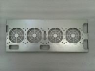 80mm Fan Wall Bracket for 4U case
