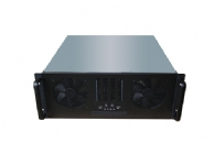 4U Short Depth Server Chassis 4x 3.5