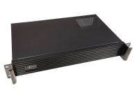 Rack Mountable Server Chassis Case 1.5U 250MM Ultra Short Depth for ITX