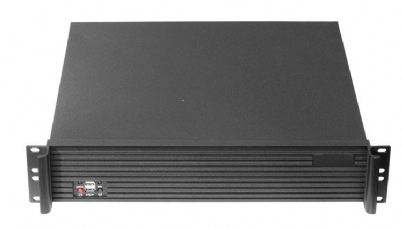 2U Short Depth Chassis Ideal for Wall Rack/Appliance Servers